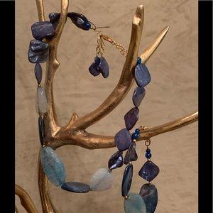 Studio Barse Jewelry - Blue Statement Jewelry Set!!
